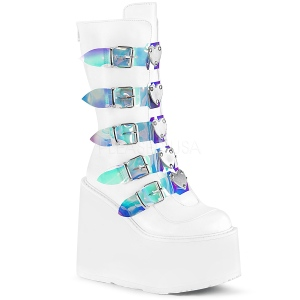 Vegan 14 cm SWING-230 cyberpunk platform boots