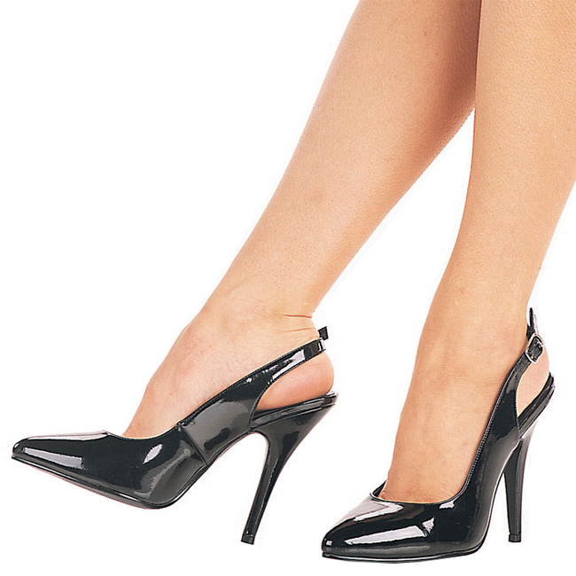 Heel For High Black Seduce Shiny Cm Pumps Men 13 317 xBWCdore