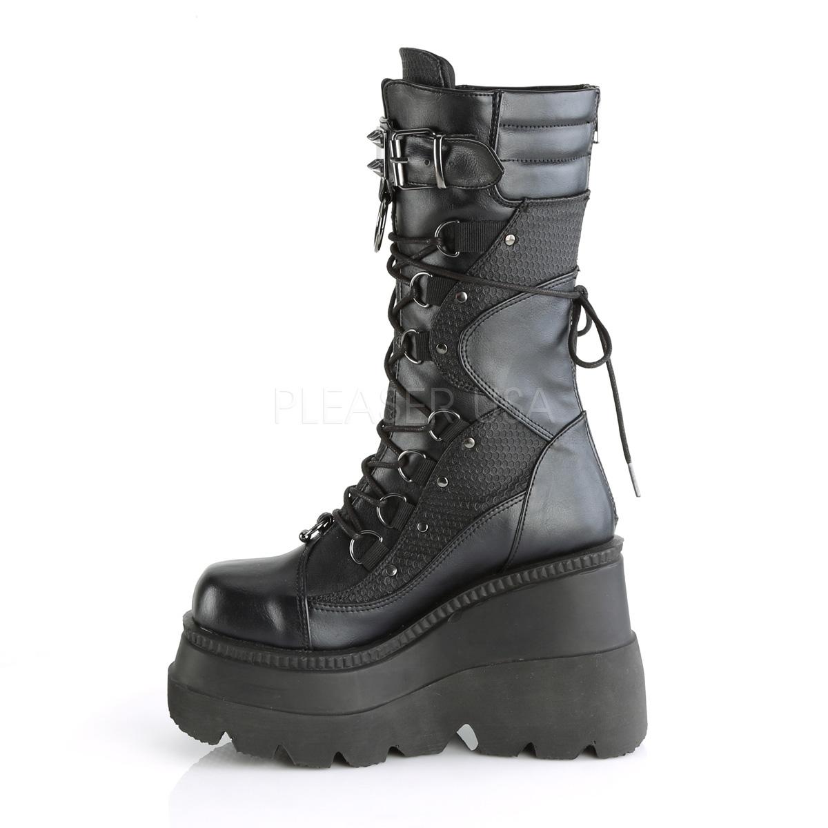 støvler med snørebånd