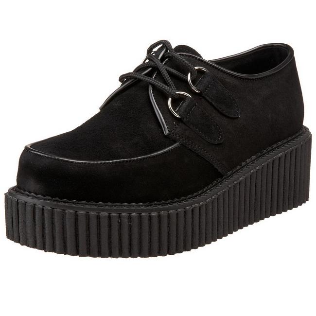 sko med høj sål