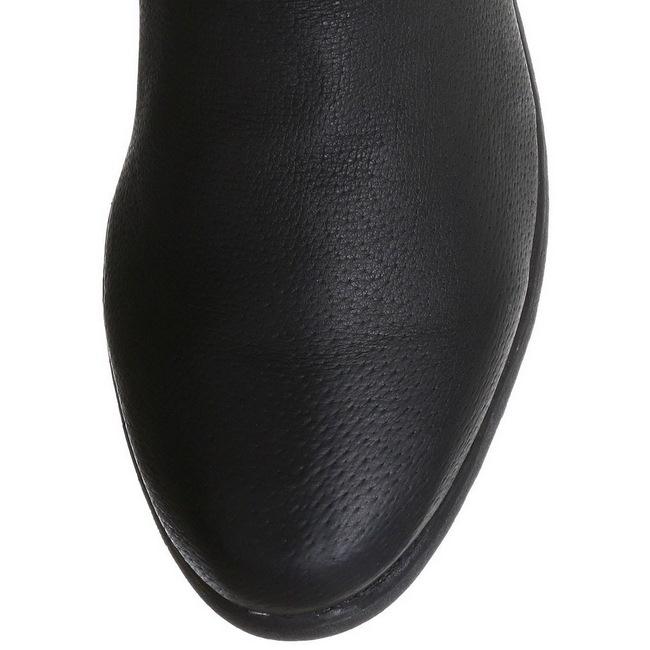 cluberotica lårlange støvler læder