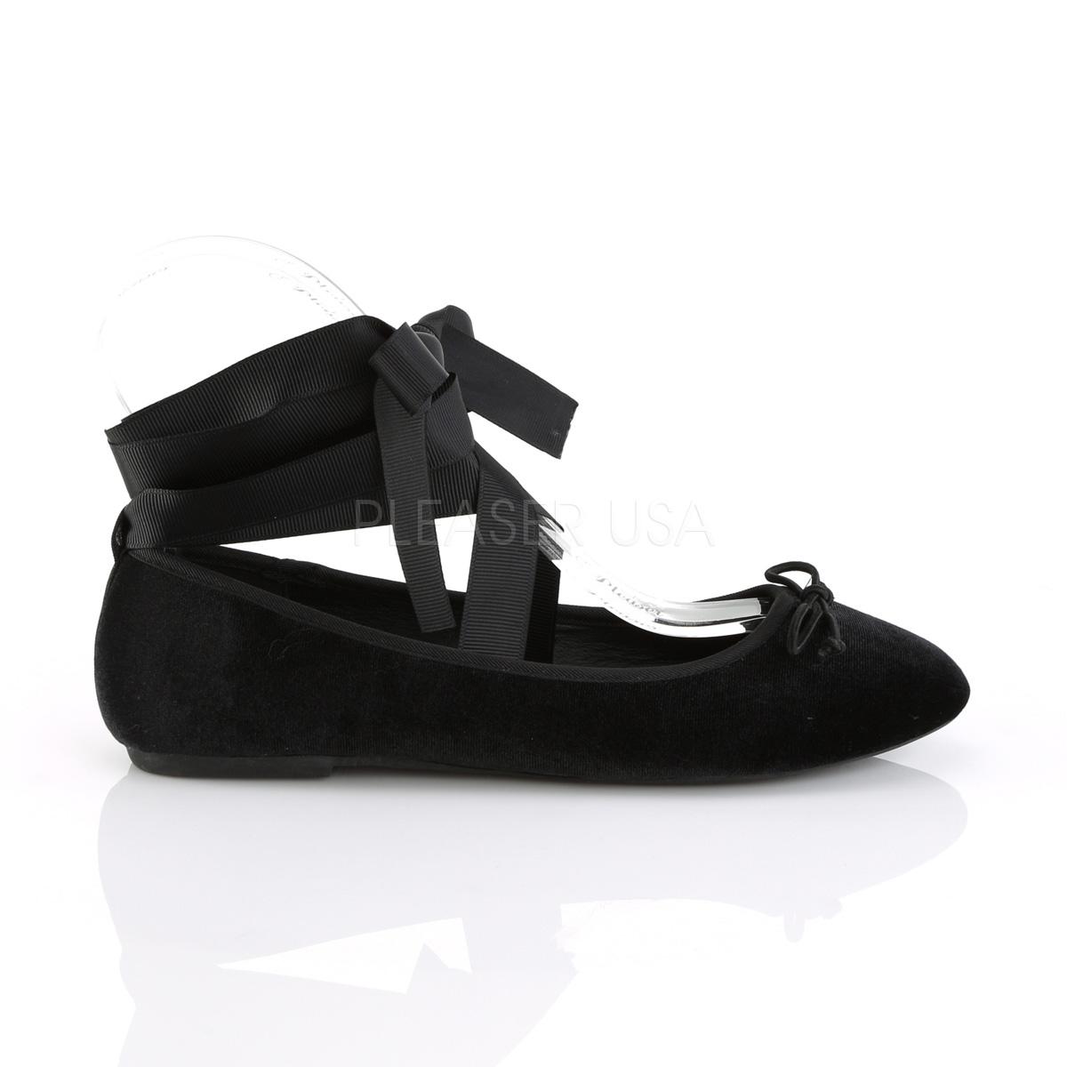 Velvet DEMONIA DRAC 03 ballerinas flat womens shoes