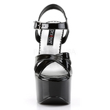 Black 16,5 cm CANDY-40 Womens Shoes with High Heels