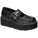 Black 5 cm EMILY-306 lolita gothic platform shoes