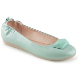 Blue OLIVE-08 ballerinas flat womens shoes