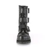 Kunstlæder 3,5 cm VALOR-210 Plateau Ankelstøvler til Mænd