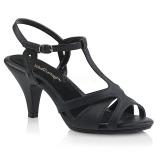 Kunstlæder 8 cm Fabulicious BELLE-322 højhælede sandaler til kvinder