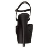 Leatherette 15 cm DELIGHT-609 platform pleaser high heels shoes