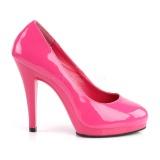 Pink 11,5 cm FLAIR-480 damesko med høj hæl