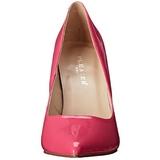 Pink Lakeret 10 cm CLASSIQUE-20 Dame Pumps Stilethæle Sko