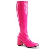 Pink Neon 8,5 cm FUNTASMA GOGO-300UV Dame Støvler