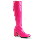 Pink Neon 8,5 cm FUNTASMA GOGO-300UV Dame St�vler