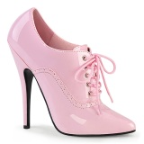 Rose 15 cm DOMINA-460 oxford high heels shoes