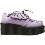 Rose CREEPER-205 Platform Women Creepers Shoes