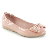Rose IVY-09 ballerinas flat womens shoes with pearls