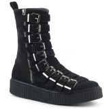 Ruskind 4 cm SNEEKER-315 sneakers creepers sko til mænd