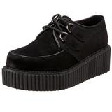 Ruskind 5 cm CREEPER-101 creepers sko dame plateausko tykke såler