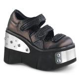 Vegan 11,5 cm Demonia KERA-13 lolita platform shoes