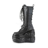 Vegan 14 cm SWING-327 demonia boots platform