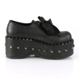 Vegan 8 cm Demonia DOLLY-05 lolita platform shoes