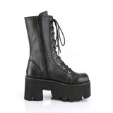 Vegan 9 cm ASHES-105 demonia boots platform