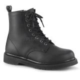 Vegan BOLT-100 demonia ankelstøvler - unisex militærstøvler