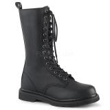 Vegan BOLT-300 demonia støvler - unisex militærstøvler