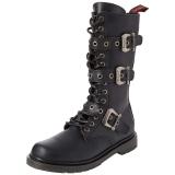 Vegan BOLT-330 demonia boots - unisex combat boots