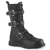 Vegan BOLT-330 demonia støvler - unisex militærstøvler