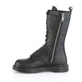 Vegan BOLT-345 demonia støvler - unisex militærstøvler