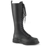 Vegan BOLT-400 demonia støvler - unisex militærstøvler