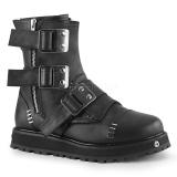 Vegan VALOR-150 demonia ankelstøvler - unisex militærstøvler